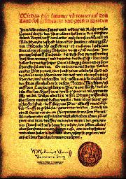 icon 1516 LEY DE LA PUREZA (ALEMANIA).